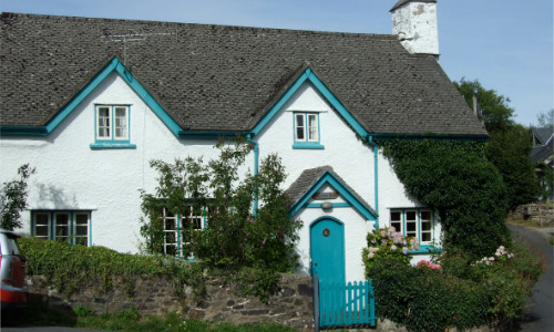 Holne cottage