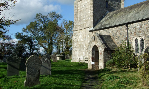 hittisleigh church